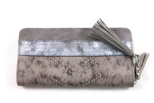Luxe-portemonnee-grijs